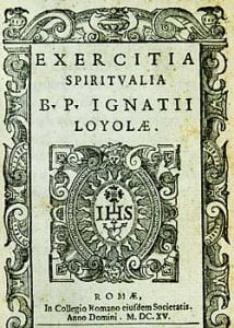 The Spiritual Exercises are a compilation of meditations, prayers, and contemplative practices developed by St. Ignatius Loyola to help people deepen their relationship with God.