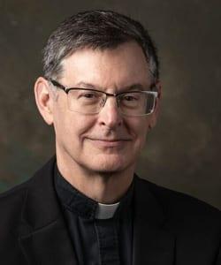 (V. Rev.) Brian G. Paulson, SJ Provincial USA Midwest Province Jesuits