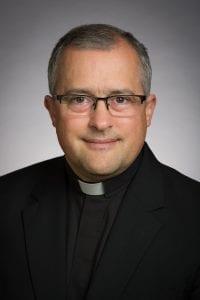Fr. Karl Kiser, SJ