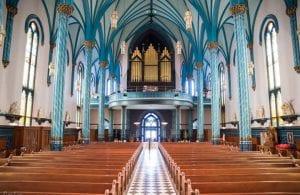 St. Xavier Church, Cincinnati, Ohio
